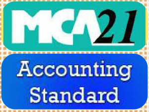 MCA 21 Accounting Standard