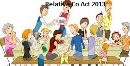 Relative Companies Act 2013